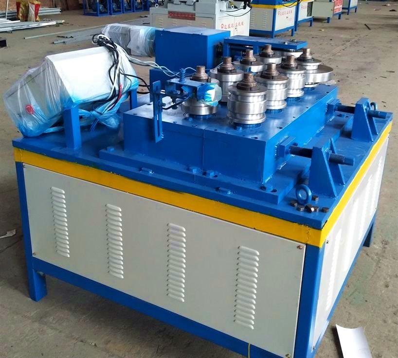 潍坊-9轮数控弯管机设备