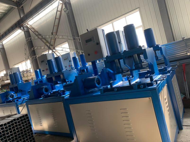 威海全自动缩口机 农业大棚缩管机