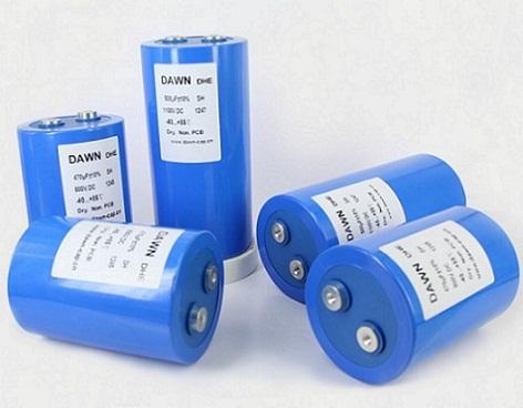 DAC单相交流滤波电容器