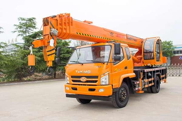 新款国五16吨汽车吊车16吨吊车