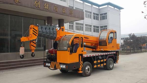 自制6吨小吊车6吨小吊车自制吊车