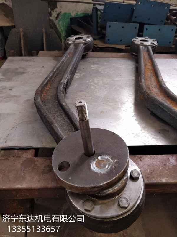 GLW225/4往复式给煤机曲柄连杆K3曲柄壳生产厂家质量承诺