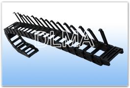 供应工程塑料拖链型号规格齐全有现货款到即可发货