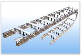 供应DLMA-TL型钢制拖链型号规格可根据客户要求设计制作