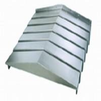 供应钢板伸缩式防护罩型号规格可根据客户要求设计制作