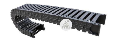 供应DLMA-静音系列工程塑料拖链型号规格齐全有现货