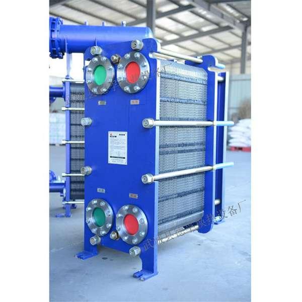 威海DFM5-10制药工业专用不锈钢板式换热器