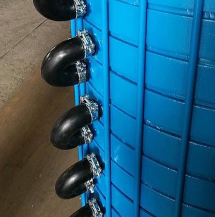 搪玻璃冷凝器的作用是怎么发挥的