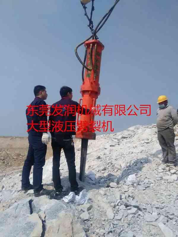西双版纳石材开采不用爆破开采新型设备批发