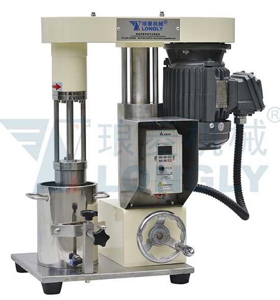 东莞琅菱LBM-T2砂磨机,纳米超细研磨机