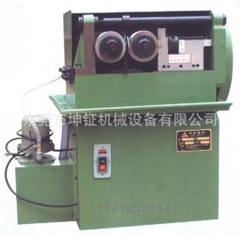 台湾坤钲滚牙机 原装进口滚牙机 KG-3T滚牙机