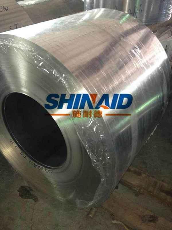 台湾中钢S55C软料弹簧钢带批发价
