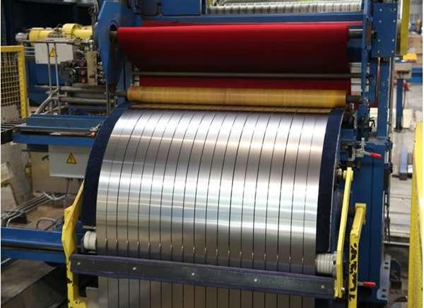 进口SK7表面光亮弹簧钢带_台湾中钢SK7耐高温弹簧钢带