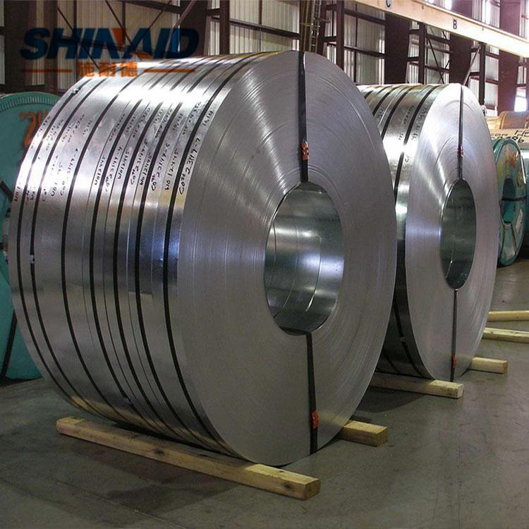 60si2CrVA高强度弹簧钢带 深拉伸钢带