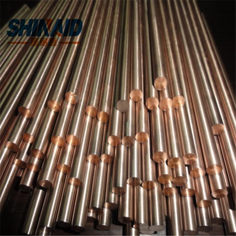 批发CuW90高电腐蚀钨铜棒 W90导电钨铜棒