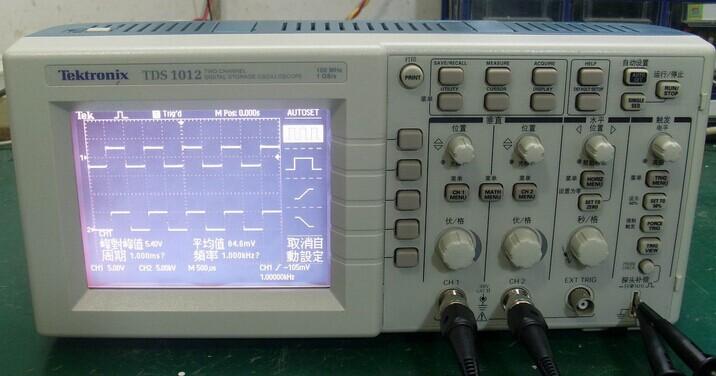 电子仪器泰克TDS1012 TDS1012B销售回收