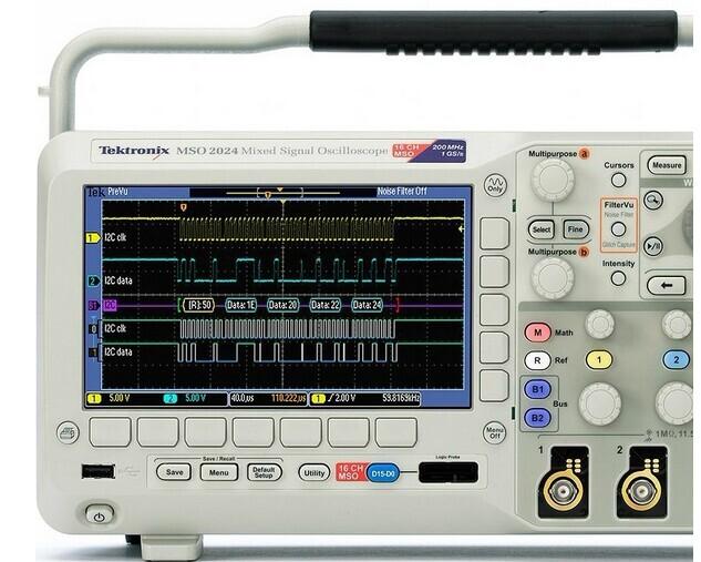 销售回收TDS1012C泰克TDS1012C-SC数字示波器