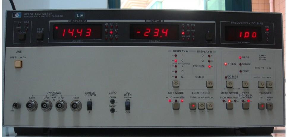 供应回收二手HP4278A HP4277A电桥HP4278A