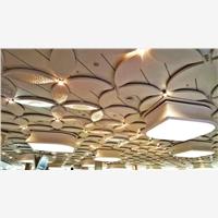 中陆建材专业供应造型铝单板、异型铝单板