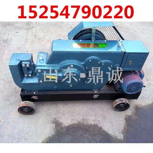 安徽淮南好质量电动钢筋切断机 新型钢筋切割机