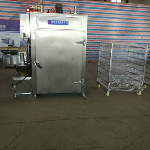 烟熏炉生产厂家香肠腊肉烟熏炉红肠烟熏炉豆腐干烟熏炉