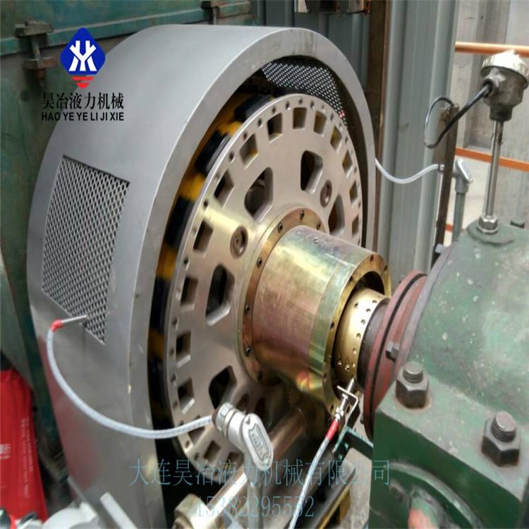 调速型永磁耦合器在搅拌机上使用的液力耦合器