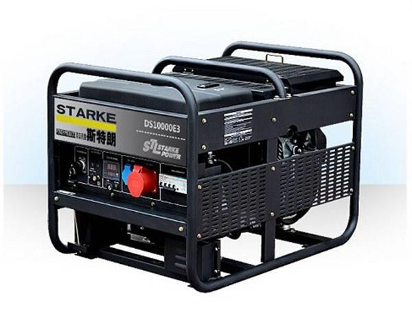 上海萨登18kw汽油发电机DS18000E型号价格