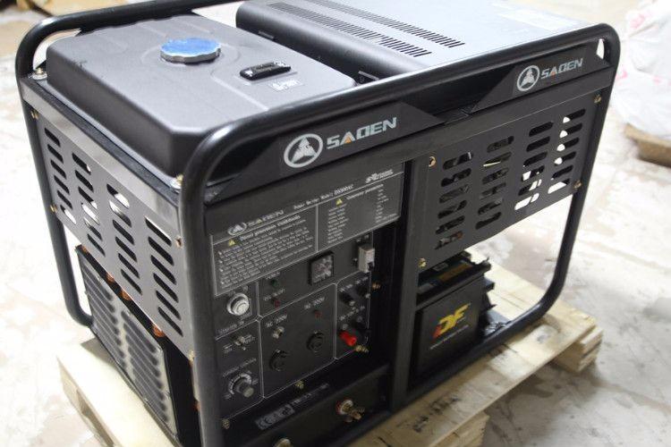上海萨登DS500AC发电电焊机价格
