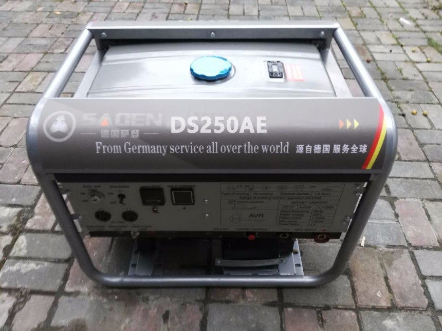 上海萨登DS230发电电焊机价格