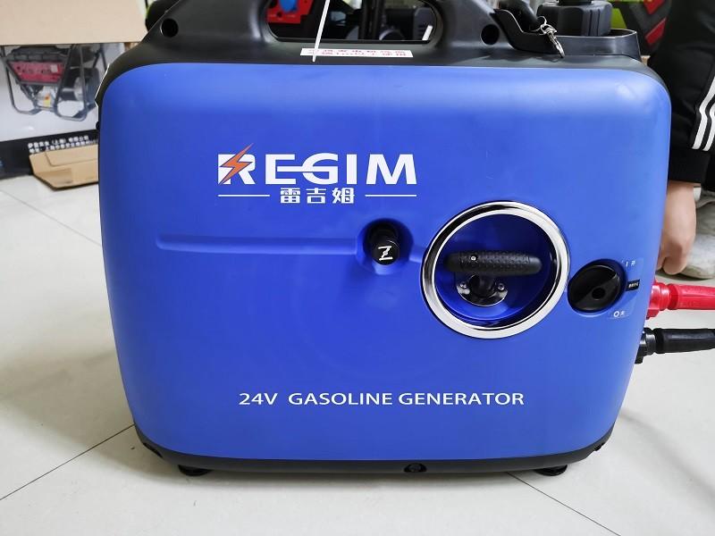 雷吉姆60v数码变频发电机电瓶车边跑边充电批发代理