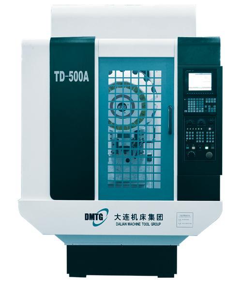 大连机床集团TD-500A立式钻攻加工中心