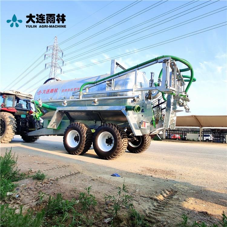 大连雨林厂家供液体肥施肥罐车 液体有机肥洒粪机