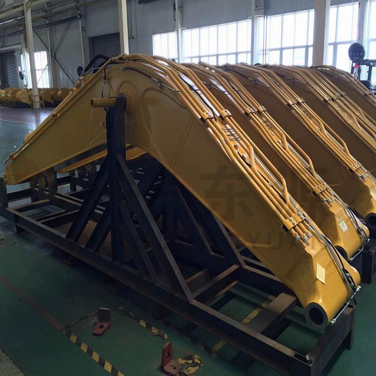 山东东源生产挖掘机大臂小臂 挖掘机结构件厂家直销