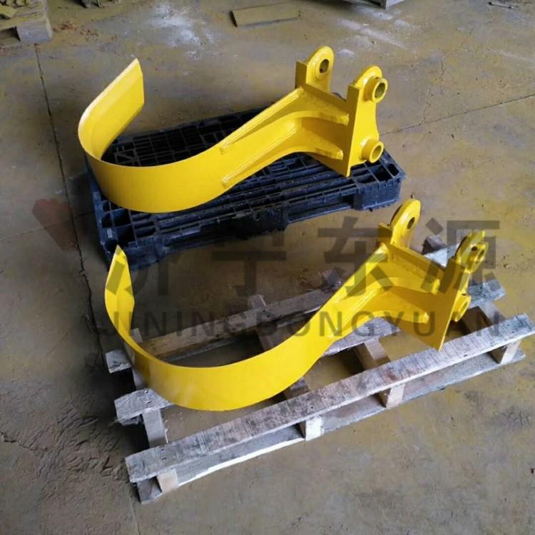 东源机械供应挖掘机挖树钩 双刃合金锰钢挖树钩价格