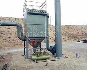矿山破碎机脉冲布袋除尘器制造厂家
