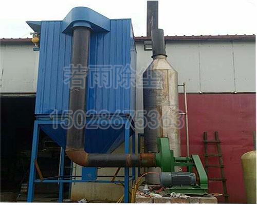 山东炼铁厂布袋除尘器 熔铁厂除尘器