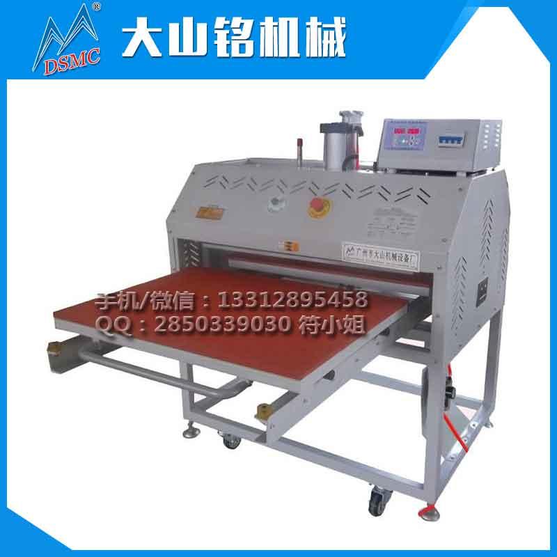 大型气动烫画机|气压100*120烫画机|可订非标尺寸
