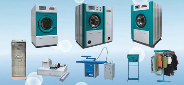 锦州出售二手洗衣店机器,二手四氯干洗机吸鼓风烫台价格