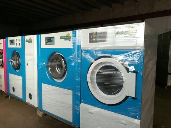 阿克苏转让ucc干洗店设备一套,二手干洗机价格
