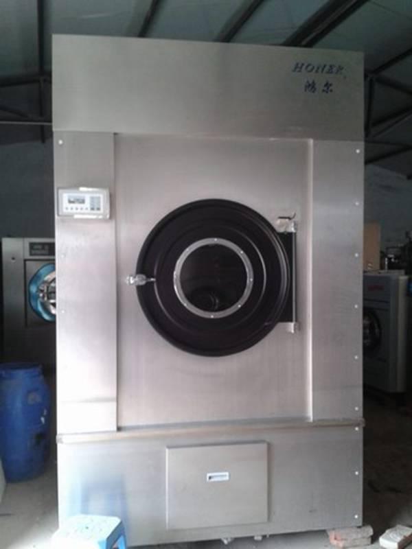 潍坊出售二手小型水洗机,洗台布的二手水洗机
