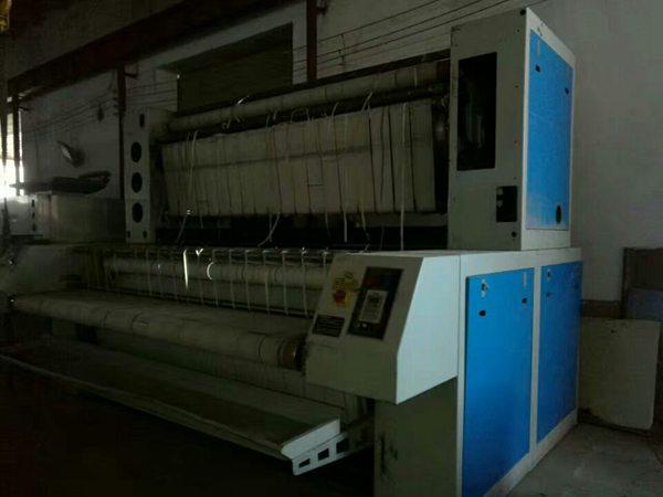 威海出售二手折叠机二手4通道折叠机二手干洗机