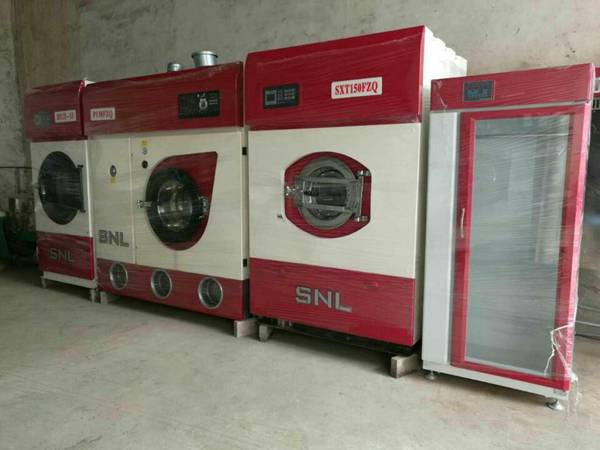 濮阳转让一套洗毛巾设备二手15公斤水洗机烘干机