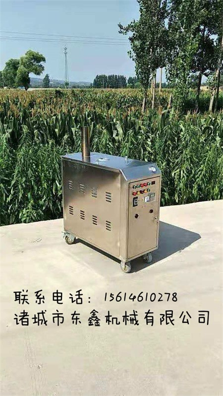山东潍坊多功能高压蒸汽清洗机