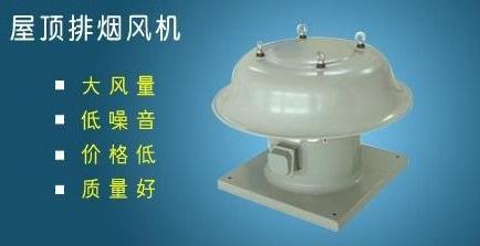 提供德州亚太品牌产品(BDW-87-3型玻璃钢低噪声屋顶排风机)