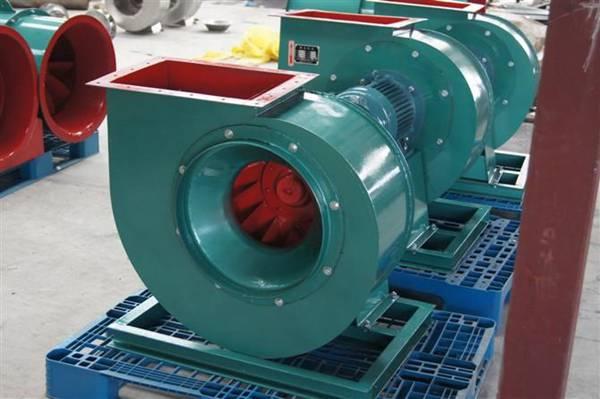 提供山东亚太品牌产品(4-72离心风机)订做哈尔滨地区排烟专用风机