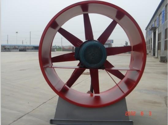 山东亚太出售纺织车间工厂常用通风产品(FZ35-40纺织轴流风机)
