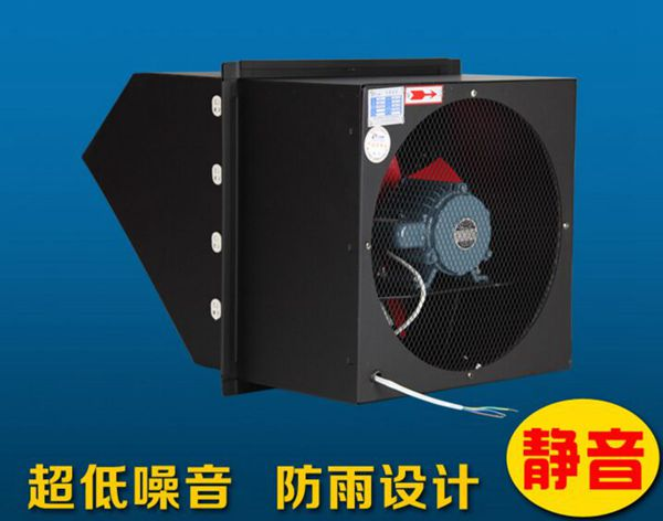 山东亚太出售车间工厂墙壁外墙常用排风产品(WEX边墙轴流风机)