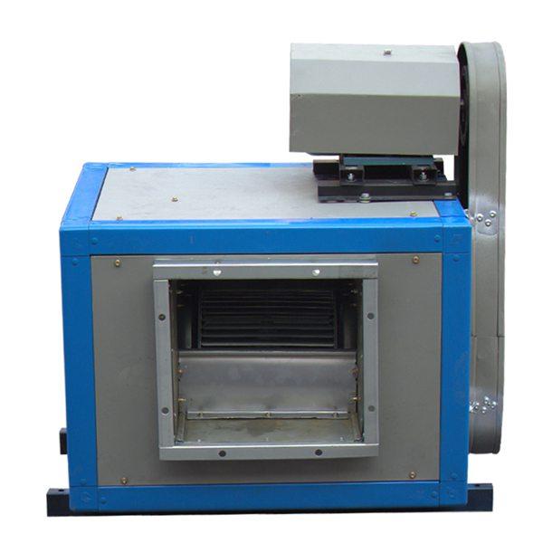 山东亚太供应车库地下室消防排烟工程常用3C认证产品(HTFC离心式风机箱)