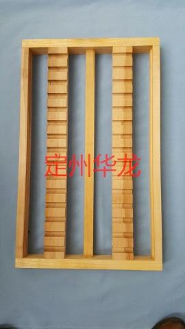 木质皮辊盘