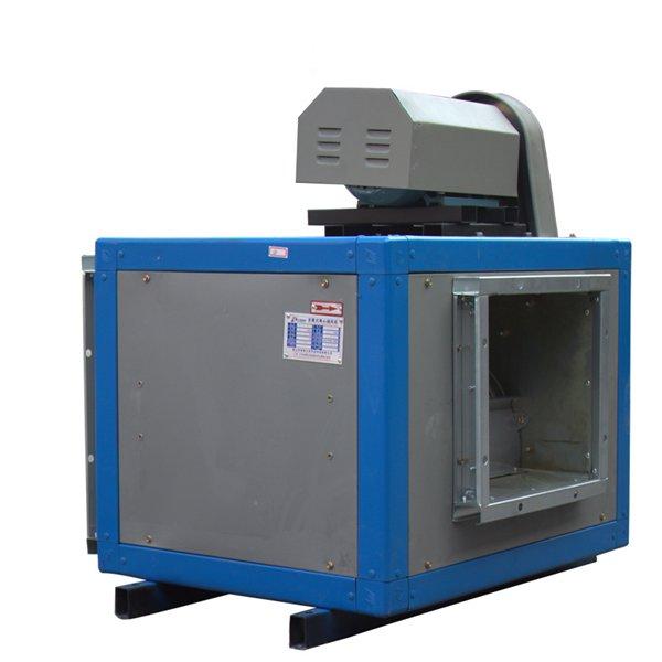 亚太品牌3C风机厂供应CCC认证HTFX柜式离心消防排烟风机箱
